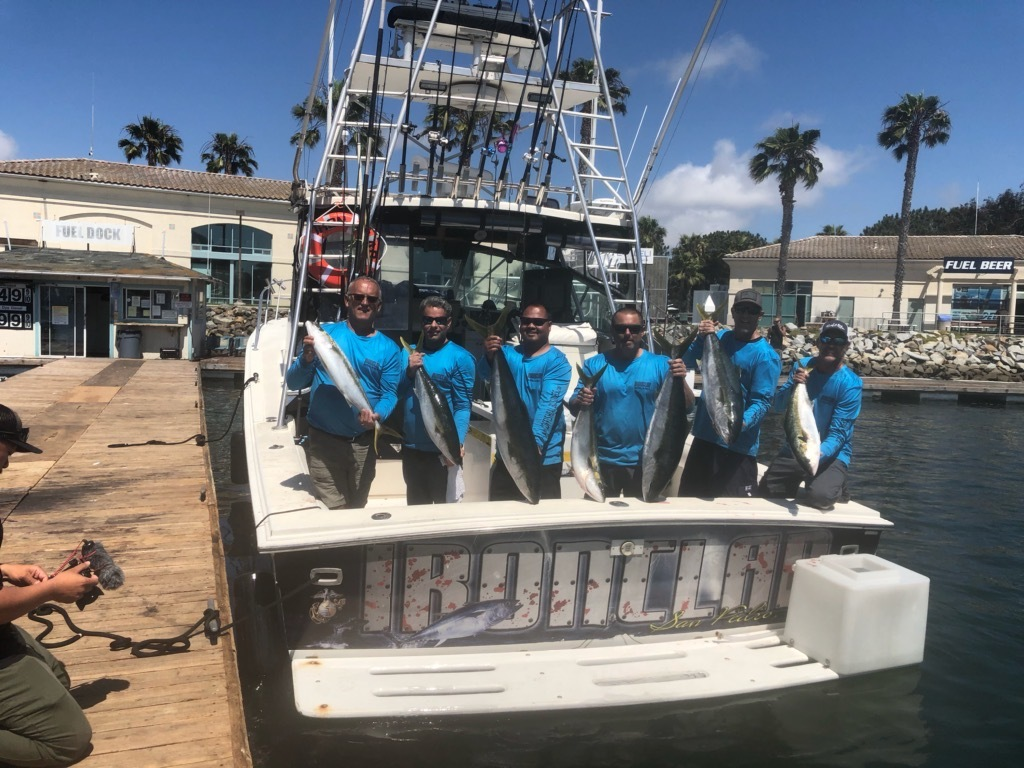 Yellowtail Shootout 2019 2nd Place